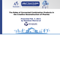 Thumbnail image of the The Roles of Connected Combination Products in the Creative Reconstruction of Pharma